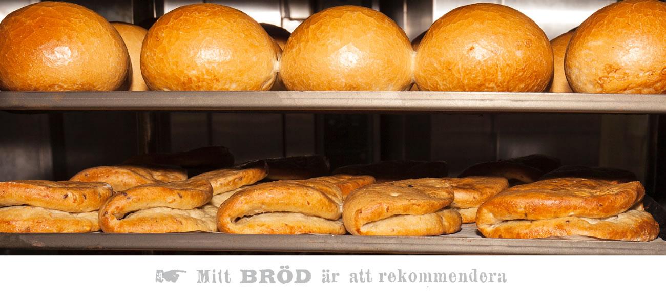 Mitt bröd är att rekommendera